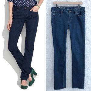 Madewell | Rail Straight Leg Jeans 29x34